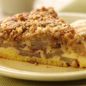 Pie de manzana y nuez panaderia buke